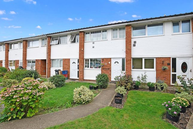 Thumbnail Terraced house for sale in Marriott Close, Bedfont