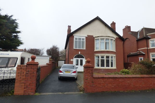 Front of Hornby Road, Lytham St Annes FY8