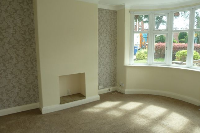 Thumbnail Semi-detached house to rent in Stockport Road, Stockport