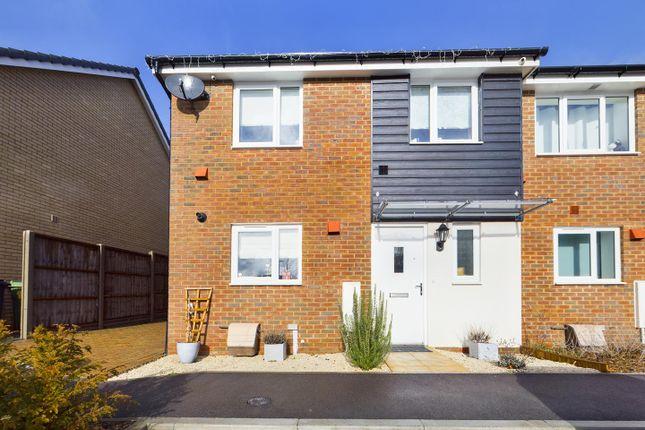 4 bed end terrace house for sale in Woolhampton Drive, Basingstoke RG24