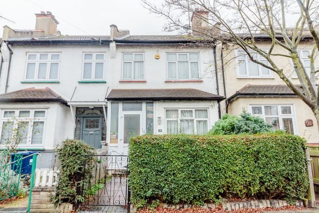 Thumbnail Terraced house for sale in Falkland Avenue, London, London