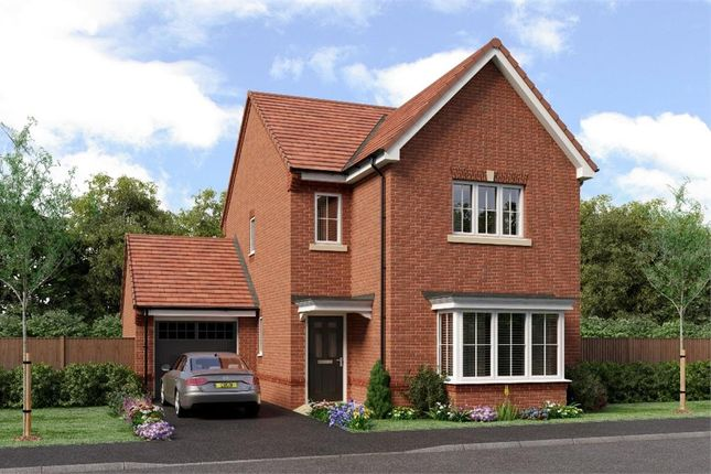 "Thumbnail Detached house for sale in ""The Esk"" at Weldon Road, Cramlington"