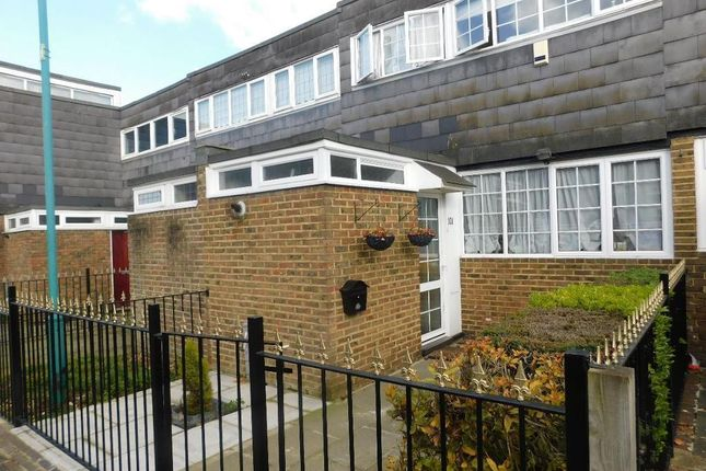 Thumbnail Terraced house to rent in Ramilles Close, Brixton, London