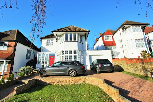 Thumbnail Property to rent in Basing Hill, London