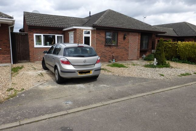 3 bed detached bungalow for sale in Anglers Close, March