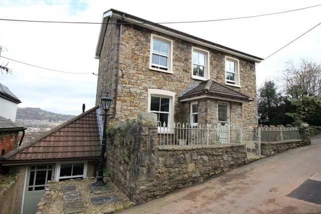 Thumbnail Detached house for sale in Ocherwyth, Risca, Newport