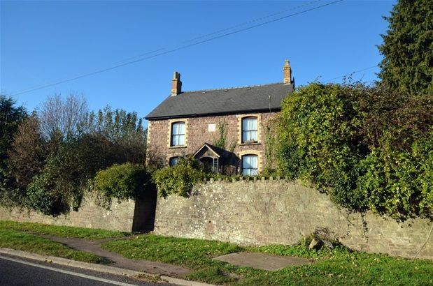 Thumbnail Property for sale in Brookend, Woolaston, Lydney