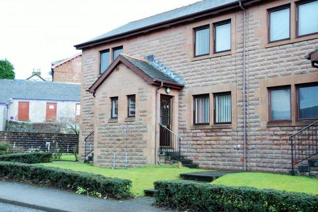 Thumbnail Terraced house to rent in Skelmorlie Castle Road, Skelmorlie