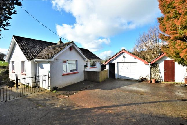 Thumbnail Detached bungalow for sale in Park Road, Hatherleigh, Okehampton