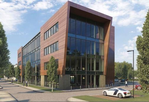 Thumbnail Office to let in Poplar House, Woodlands Business Park, Linford Wood, Milton Keynes