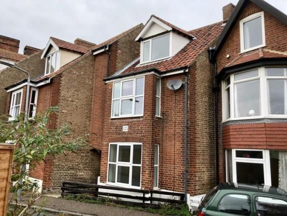Thumbnail Terraced house for sale in York Road, Cromer, Norfolk
