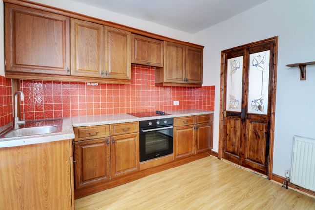 Kitchen of Welbeck Street, Creswell, Worksop S80