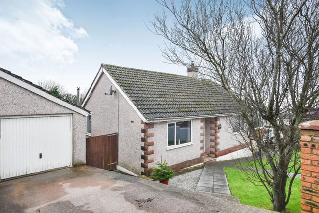 Thumbnail Detached bungalow for sale in Rannerdale Drive, Whitehaven