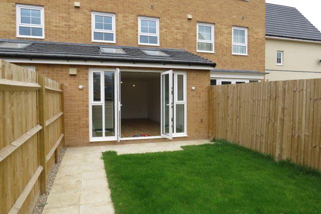 Thumbnail Property to rent in John Liddell Way, Basingstoke