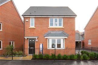 Thumbnail 3 bed detached house for sale in St Lythans Rd, Cardiff