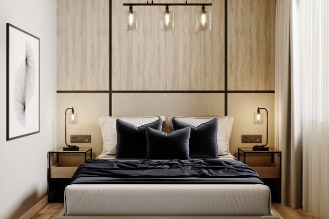 1 bed flat for sale in Dunleys Hill, North Warnborough, Hook, Hants RG29