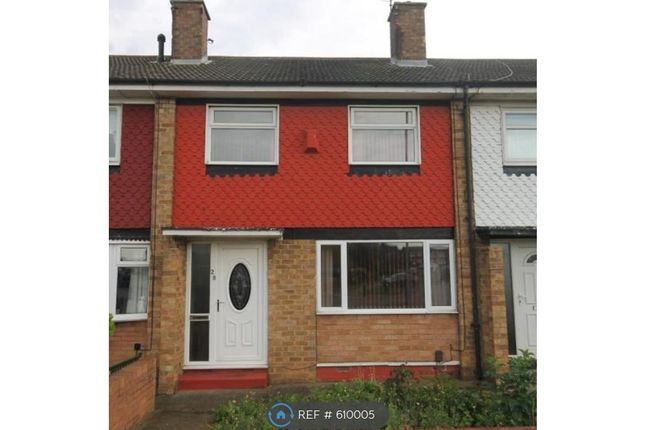 Thumbnail Terraced house to rent in Kenmore Road, Middlesbrough