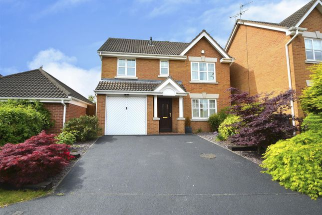 Thumbnail Detached house for sale in Grange Farm Close, Toton, Beeston, Nottingham