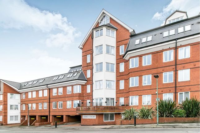 Thumbnail Flat for sale in 36 Sutton Court Road, Sutton