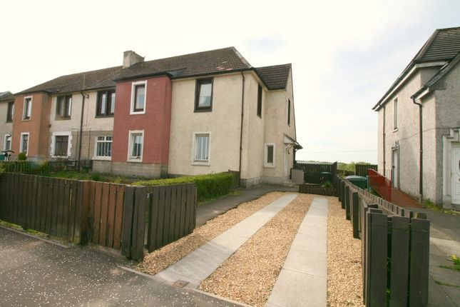 Thumbnail Flat for sale in Currieside Ave, Shotts