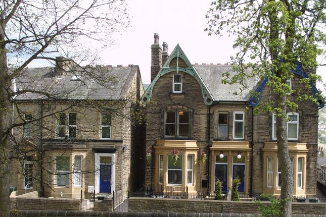 Thumbnail Flat for sale in Skipton Road, Keighley, West Yorkshire