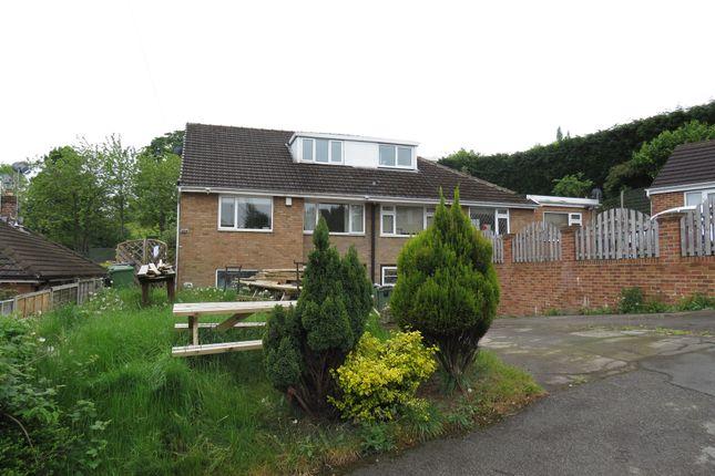 Thumbnail Semi-detached house for sale in Greenhead Lane, Dalton, Huddersfield
