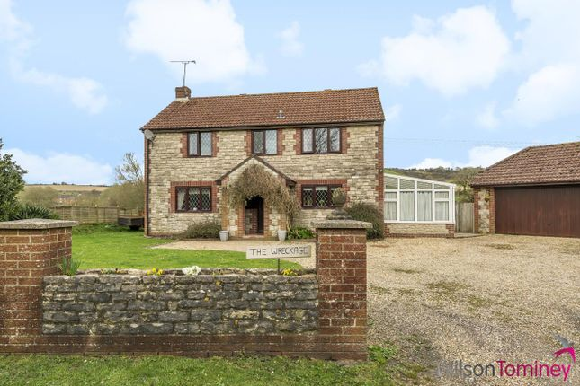 Detached house for sale in Positioned Within Large Grounds, Stunning Views, Frome Vauchurch