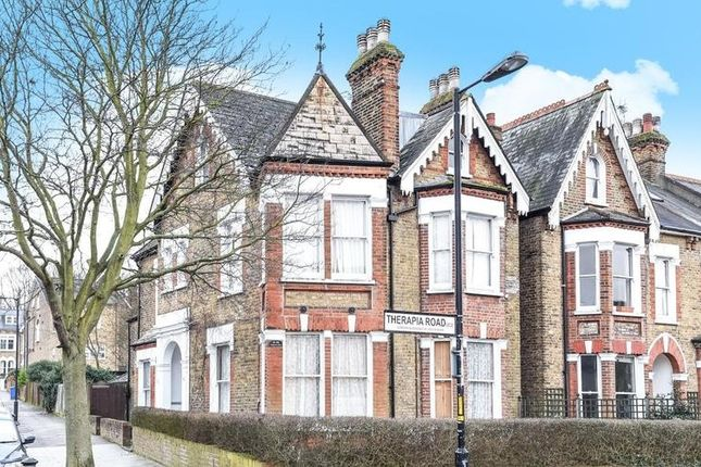 Thumbnail Flat for sale in Therapia Road, East Dulwich, London