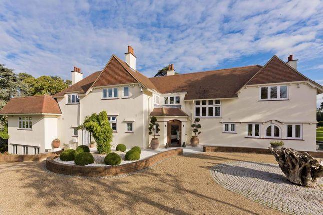 Thumbnail Detached house to rent in Robin Hill, Warren Lane, Oxshott, Surrey