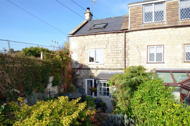 Thumbnail End terrace house for sale in The Knoll, Bread Street, Ruscombe, Stroud, Gloucestershire