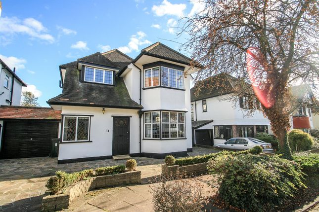 Thumbnail Detached house for sale in Meadway, Westcliff-On-Sea