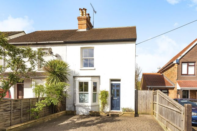 Semi-detached house for sale in Oxenden Road, Tongham, Farnham