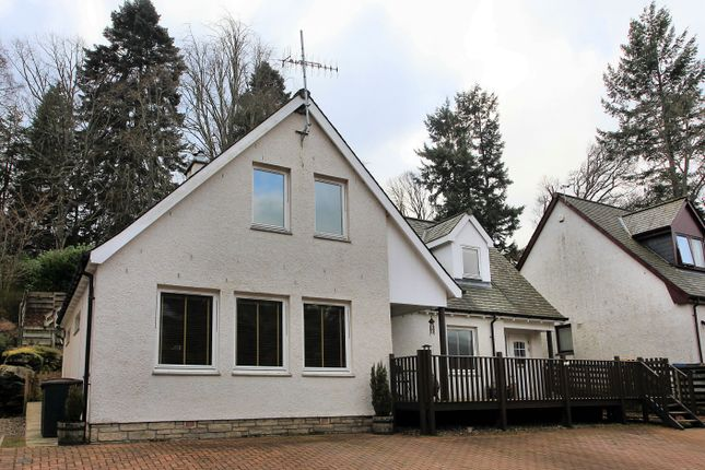 Thumbnail Detached house for sale in The Beeches, Aberfeldy