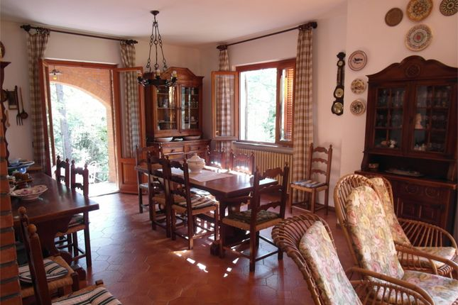 Living Room of Il Boschetto, Anghiari, Arezzo, Tuscany, Italy