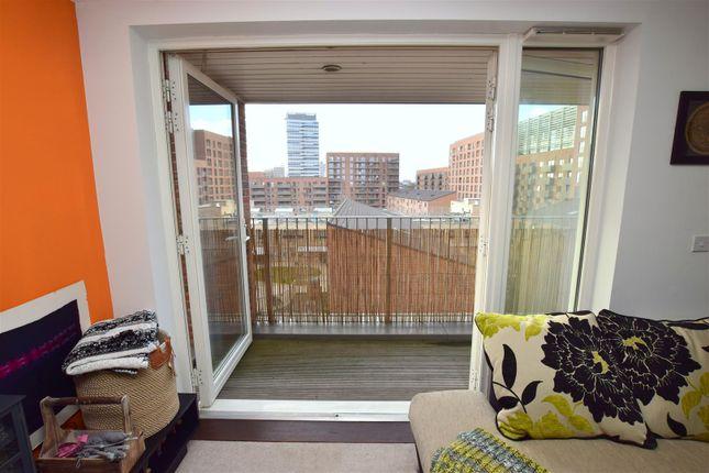 Balcony: of Hammersley Road, London E16