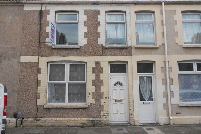 Thumbnail Terraced house to rent in Borough Street, Port Talbot, Neath Port Talbot.