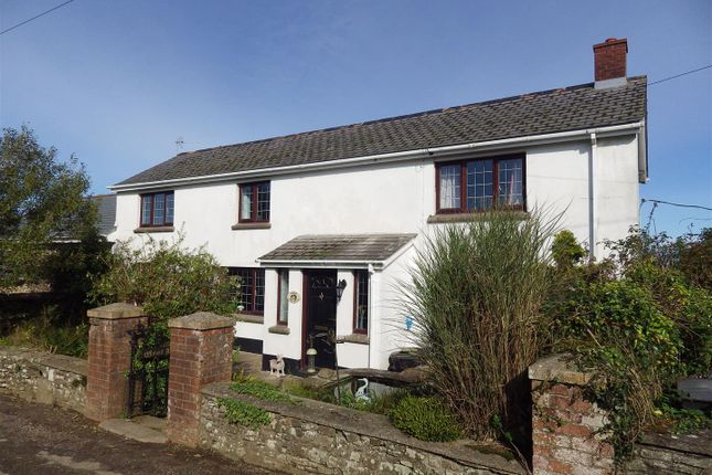 Thumbnail Detached house for sale in Sutcombe, Holsworthy