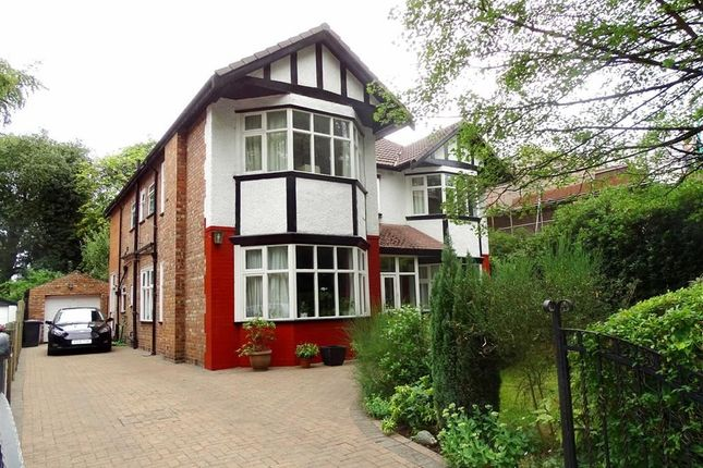 Thumbnail Detached house for sale in Old Hall Road, Salford 7, Salford