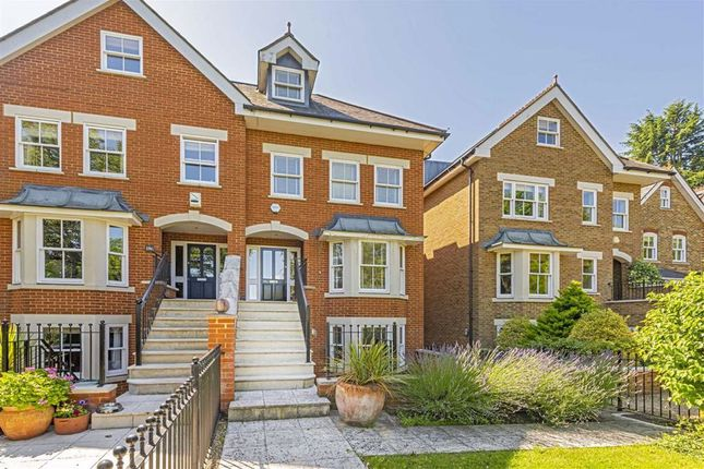 Thumbnail Property for sale in Cromwell Road, Teddington