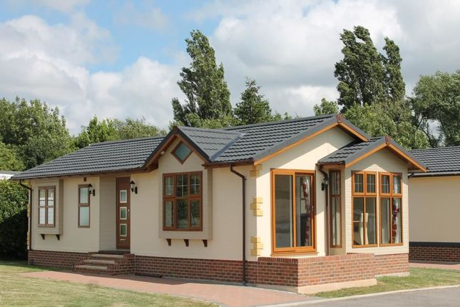Thumbnail Bungalow for sale in Wyre Country Park Wardleys Lane, Hambleton, Poulton-Le-Fylde
