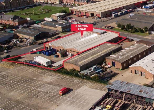 Thumbnail Light industrial to let in Bilton Road Industrial Estate, Manor Road, Erith, Kent