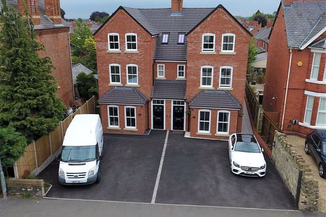 Thumbnail Semi-detached house for sale in Upper Church Street, Oswestry