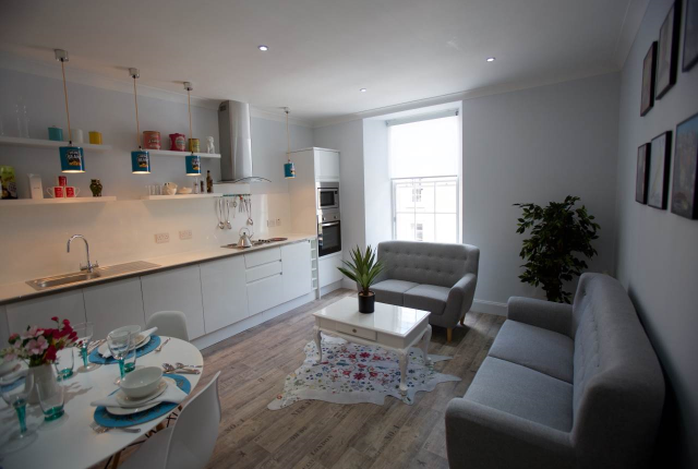 Thumbnail Flat to rent in Union Street, Dundee