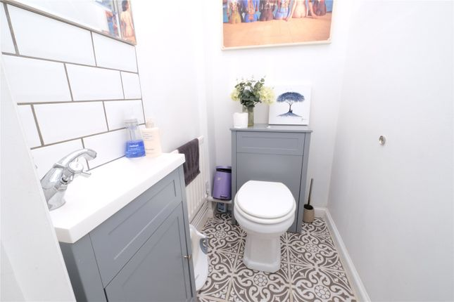 Downstairs Wc of Eagles Road, Greenhithe, Kent DA9