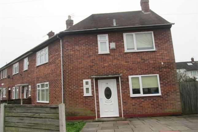 Thumbnail Terraced house to rent in Barrowfield Road, Manchester