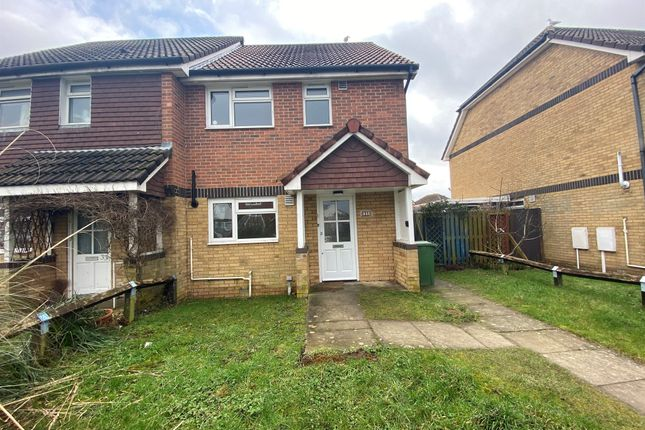 3 bed semi-detached house for sale in Rotherfield Avenue, Eastbourne BN23