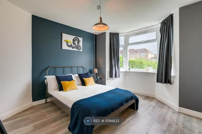 4 bed semi-detached house to rent in Pen Park Road, Bristol BS10