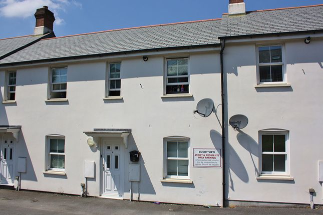 Thumbnail Terraced house to rent in Western Road, Launceston
