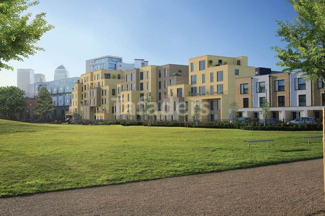 Thumbnail Flat for sale in Richmond House, Bow Common Lane, Bow