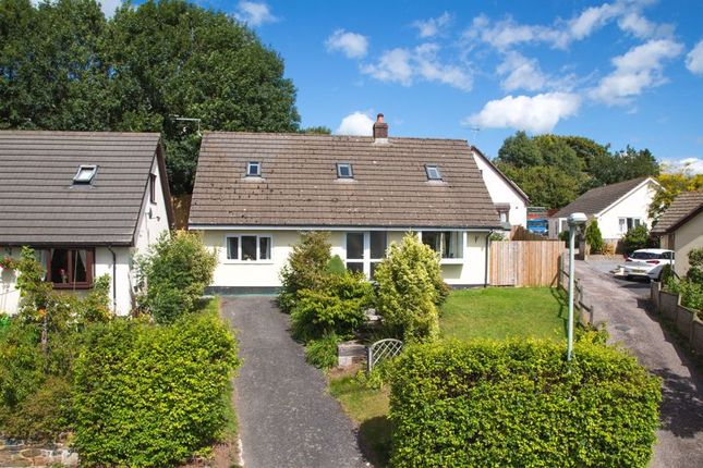 Thumbnail Detached house for sale in Taw Vale Avenue, North Tawton